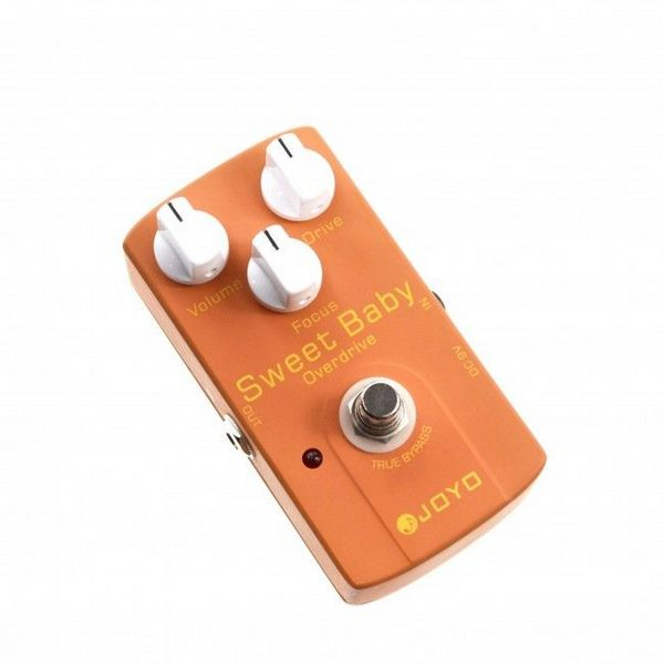 JOYO JF-36 Sweet Baby Overdrive Effect Guitar Pedal